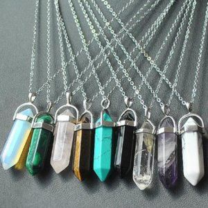 Vibrant Crystal Necklace